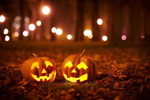Pumpkin「jack o lantern」:スマホ壁紙(15)