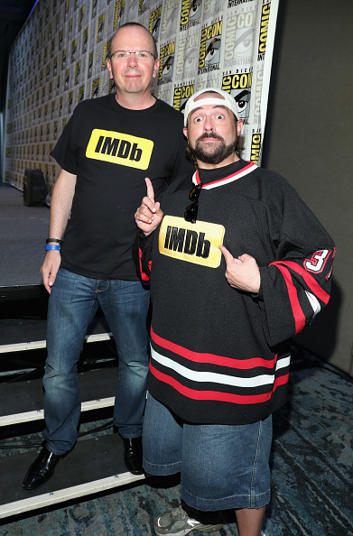 Topix「Col Needham, Founder & CEO Of IMDb, Judges The ComiXology Movie Trivia Panel Hosted By Kevin Smith At San Diego Comic-Con 2017」:写真・画像(14)[壁紙.com]