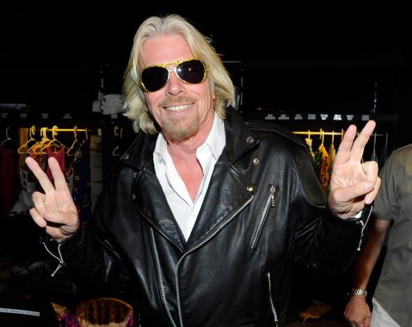 "Leather「Richard Branson Appears With ""Viva ELVIS""」:写真・画像(12)[壁紙.com]"
