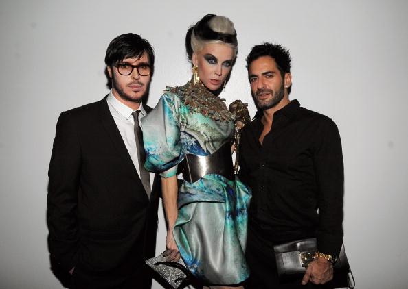 Alexander McQueen - Designer Label「Marc Jacobs & Daphne Guinness Host The Launch Of NARS 15X15-15 Yrs of NARS」:写真・画像(4)[壁紙.com]