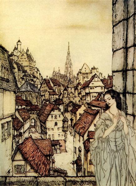 Gothic Style「'Ligeia' by Edgar Allan Poe」:写真・画像(19)[壁紙.com]