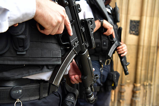 Armed Security Services Patrol Central London:ニュース(壁紙.com)