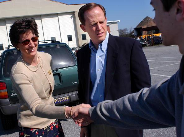 William Thomas Cain「Patrick J. Toomey Challenges Specter In PA Vote」:写真・画像(13)[壁紙.com]