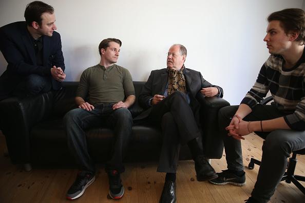 New Business「Peer Steinbrueck Visits Berlin Enterprises」:写真・画像(6)[壁紙.com]