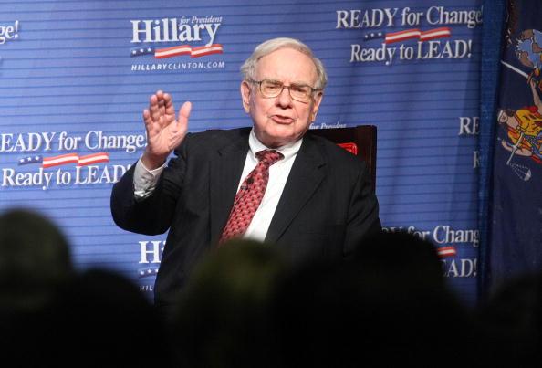 アメリカ合衆国「Hillary Clinton Campaigns With Warren Buffet」:写真・画像(13)[壁紙.com]