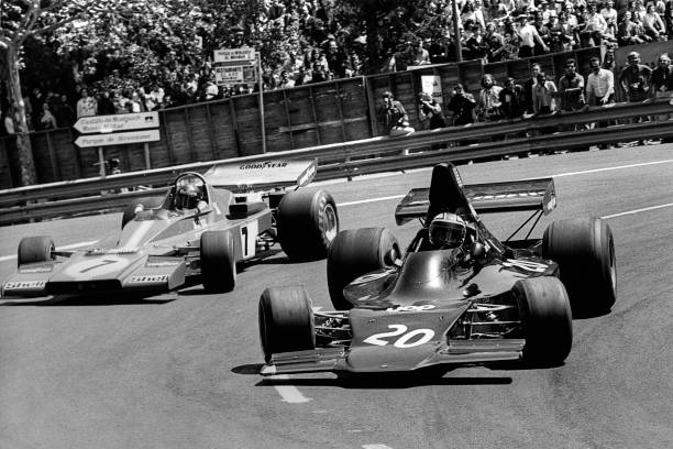 Motor Racing Track「George Follmer, Jacky Ickx, Grand Prix Of Spain」:写真・画像(8)[壁紙.com]