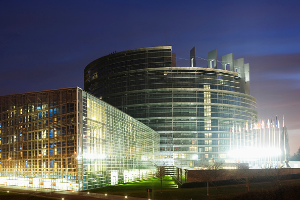European Parliament「European Parliament in Strasbourg, France」:写真・画像(14)[壁紙.com]