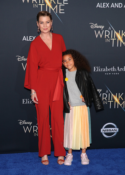 "Daughter「Premiere Of Disney's ""A Wrinkle In Time"" - Arrivals」:写真・画像(18)[壁紙.com]"