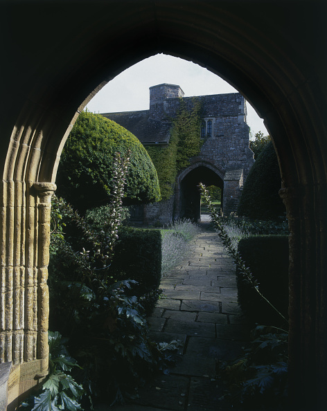 Architectural Feature「Cothay Manor」:写真・画像(15)[壁紙.com]