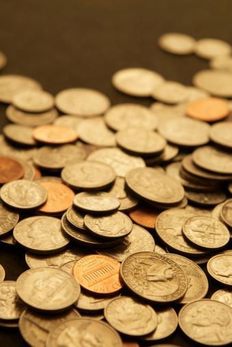 米国硬貨「マネーシリーズ」:スマホ壁紙(3)