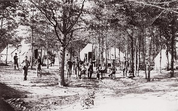 Recovery「Convalescent Camp Near Alexandria」:写真・画像(10)[壁紙.com]