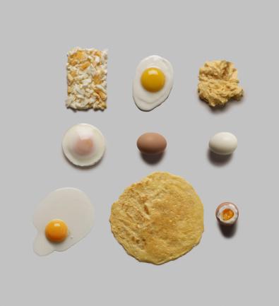 Hard-Boiled Egg「Flow chart of eggs」:スマホ壁紙(6)