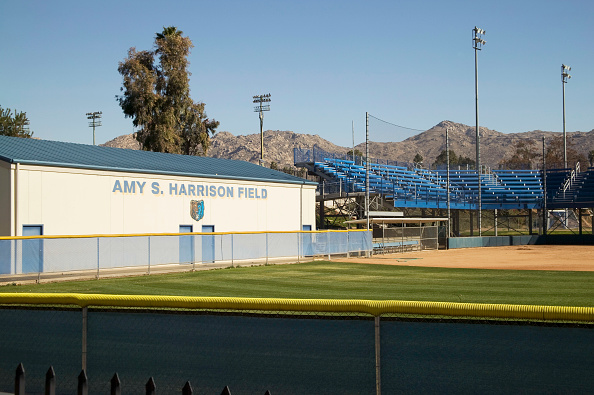 Empty「Amy S. Harrison Field, home to the UC Riverside Highlanders softball team, California, USA」:写真・画像(14)[壁紙.com]