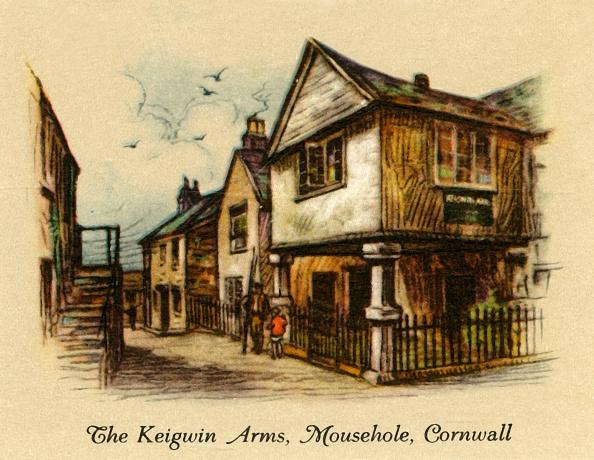 Circa 14th Century「The Keigwin Arms」:写真・画像(4)[壁紙.com]