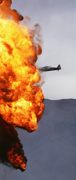 Fireball「Warbirds Over Wanaka Airshow」:写真・画像(5)[壁紙.com]