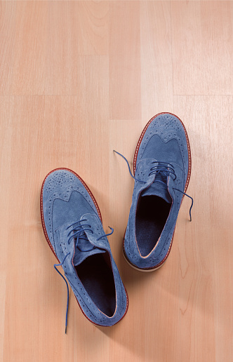 Leather「Blue suede shoes」:スマホ壁紙(11)