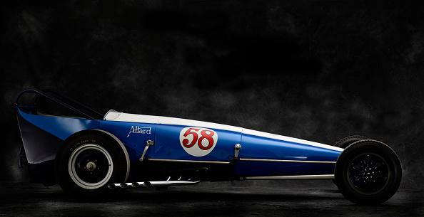 Drag Racing「1960 Allard Dragster」:写真・画像(14)[壁紙.com]