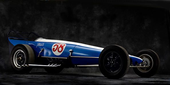Drag Racing「1960 Allard Dragster」:写真・画像(0)[壁紙.com]
