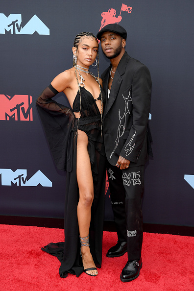 Silver Colored「2019 MTV Video Music Awards - Arrivals」:写真・画像(15)[壁紙.com]