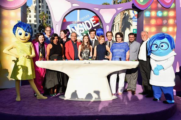 El Capitan Theatre「Los Angeles Premiere And Party For Disney-Pixar's INSIDE OUT At El Capitan Theatre」:写真・画像(19)[壁紙.com]