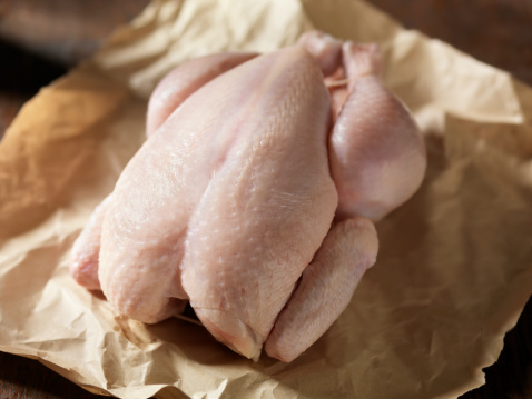 Chicken Wing「Raw Chicken in Butchers Paper」:スマホ壁紙(4)