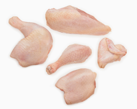 Raw Food「Raw chicken pieces」:スマホ壁紙(12)