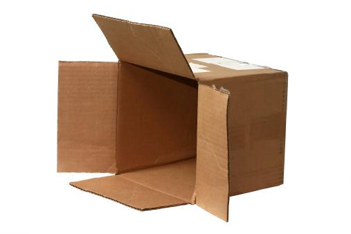 紙容器「オープンブラウンのボール紙サイドに出荷用ボックス」:スマホ壁紙(16)