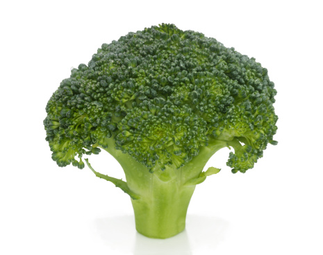 Broccoli「Fresh floret of organic broccoli」:スマホ壁紙(10)