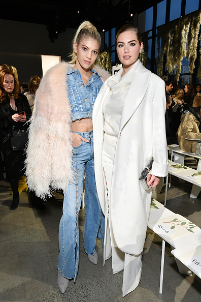 ニューヨークファッションウィーク「Jonathan Simkhai - Front Row - February 2018 - New York Fashion Week: The Shows」:写真・画像(14)[壁紙.com]