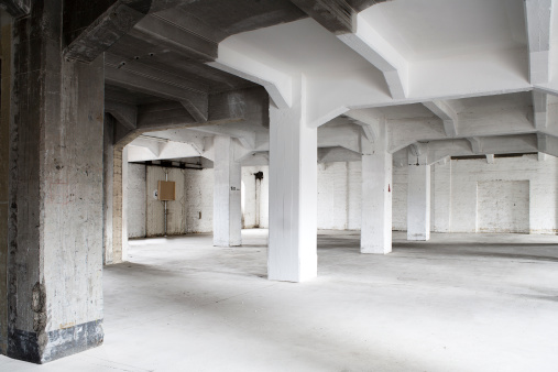 ������「Old abandoned factory building」:スマホ壁紙(8)