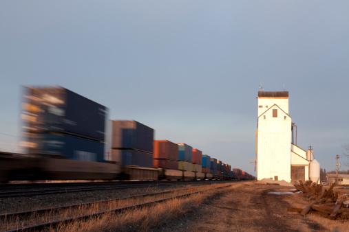 Manitoba「Grain Elevator」:スマホ壁紙(9)