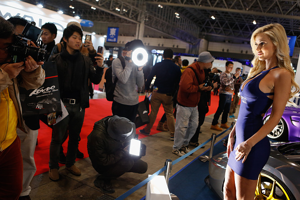 Tokyo Auto Salon「TOKYO AUTO SALON 2016」:写真・画像(6)[壁紙.com]
