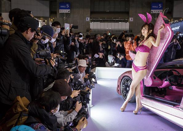Tokyo Auto Salon「Tokyo Auto Salon 2017 - Day 1」:写真・画像(9)[壁紙.com]