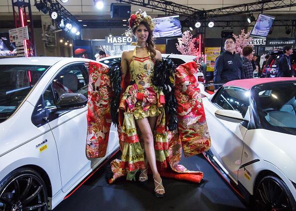 Tokyo Auto Salon「Tokyo Auto Salon 2017 - Day 1」:写真・画像(7)[壁紙.com]