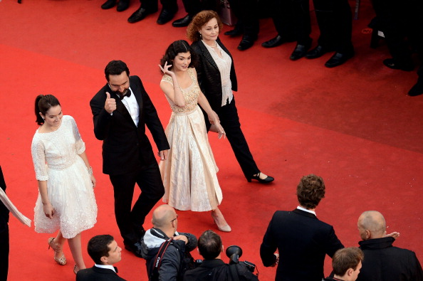 Audrey Tautou「Closing Ceremony & Therese Desqueyroux Premiere - 65th  Annual Cannes Film Festival」:写真・画像(5)[壁紙.com]
