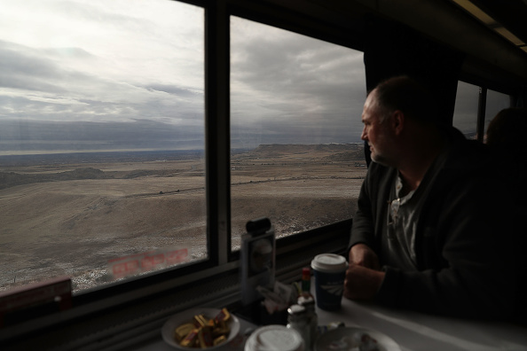 Dining「Amtrak's Zephyr Train, Offering Spectacular Views Of American West, Under Threat」:写真・画像(8)[壁紙.com]