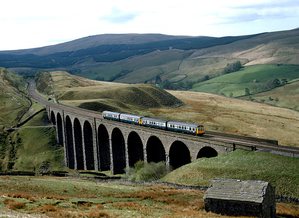 Animal Body Part「Arten Gill Viaduct. The 10:30 ex Carlisle heads south over Arten Gill Viaduct. 04.05.1987.」:写真・画像(16)[壁紙.com]