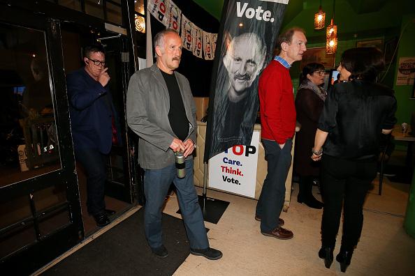 到着「New Zealand Parties Address Their Supporters Ahead Of Election Verdict」:写真・画像(5)[壁紙.com]
