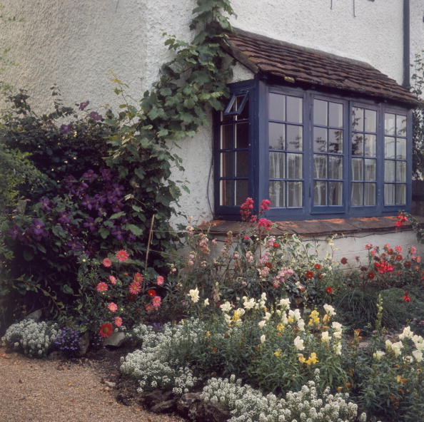 Flowerbed「Cottage Garden」:写真・画像(6)[壁紙.com]