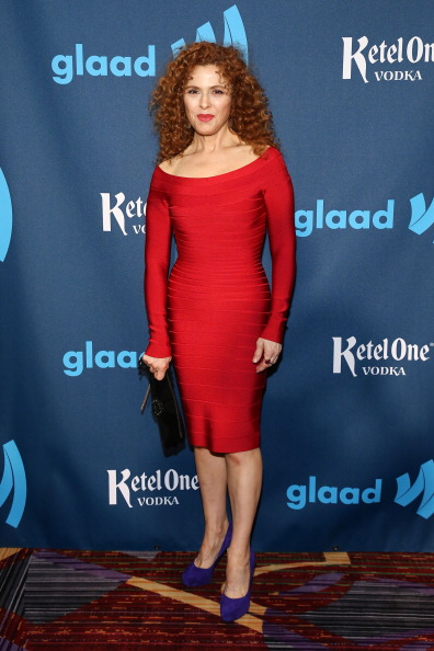 Purple Shoe「Ketel One Hosts The VIP Red Carpet Suite At The 24th Annual GLAAD Media Awards」:写真・画像(1)[壁紙.com]