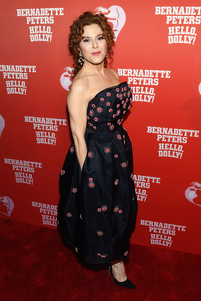"Embellishment「Bernadette Peters' Opening Night of ""Hello, Dolly!"" On Broadway」:写真・画像(13)[壁紙.com]"