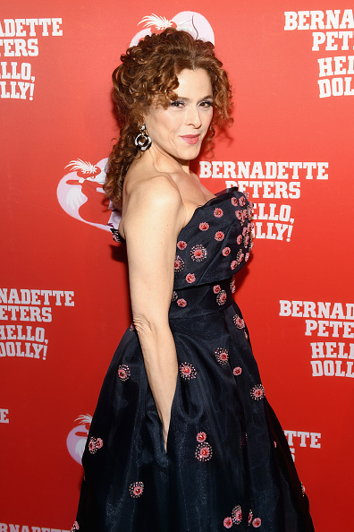 "Embellishment「Bernadette Peters' Opening Night of ""Hello, Dolly!"" On Broadway」:写真・画像(14)[壁紙.com]"