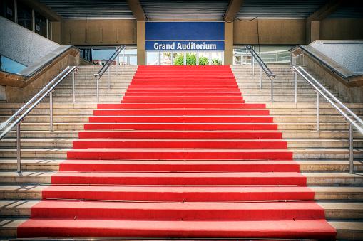 Film Festival「Cannes Red Carpet」:スマホ壁紙(17)