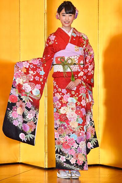 着物「Oscar Promotion Holds New Year's Kimono Photocall」:写真・画像(9)[壁紙.com]