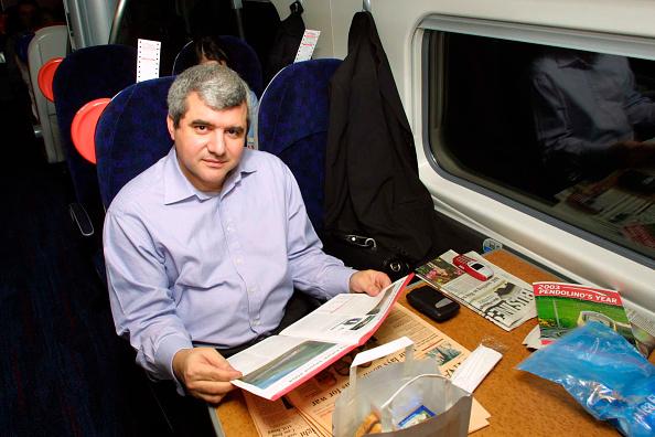 Finance and Economy「A Club Class passenger onboard a Virgin Pendolino」:写真・画像(6)[壁紙.com]