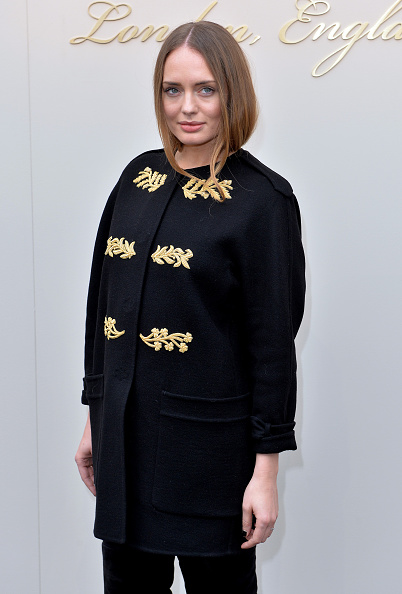 London Fashion Week「Burberry - Arrivals - LFW AW16」:写真・画像(10)[壁紙.com]