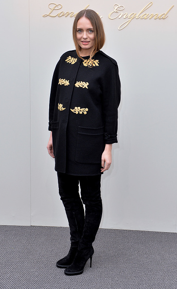 London Fashion Week「Burberry - Arrivals - LFW AW16」:写真・画像(11)[壁紙.com]