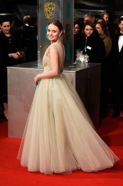 Covent Garden「EE British Academy Film Awards 2015 - Red Carpet Arrivals」:写真・画像(9)[壁紙.com]