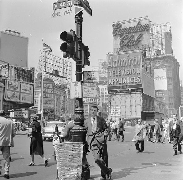 1950-1959「Times Square」:写真・画像(12)[壁紙.com]