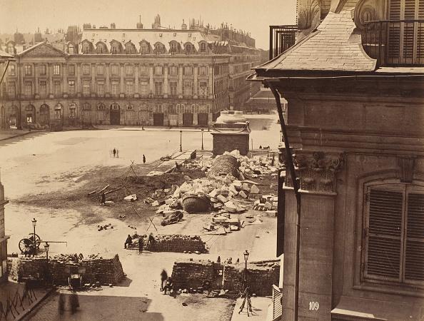 Barricade「Colonne Vendôme」:写真・画像(19)[壁紙.com]